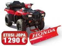 Honda ATV syyskampanja