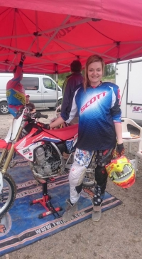 Motocross- ja enduroelämyksiä