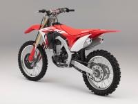 Honda CRF450R 2017 esittelypyörä myymälässä