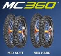 Rengasuutuus - Metzeler MC360
