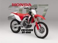 Honda CRF450RX 2017