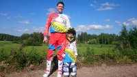 SE-Team ajopaitoja koko perheelle