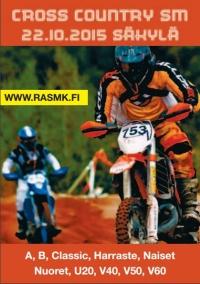 Cross Countryn kilpailunumeroiden värit