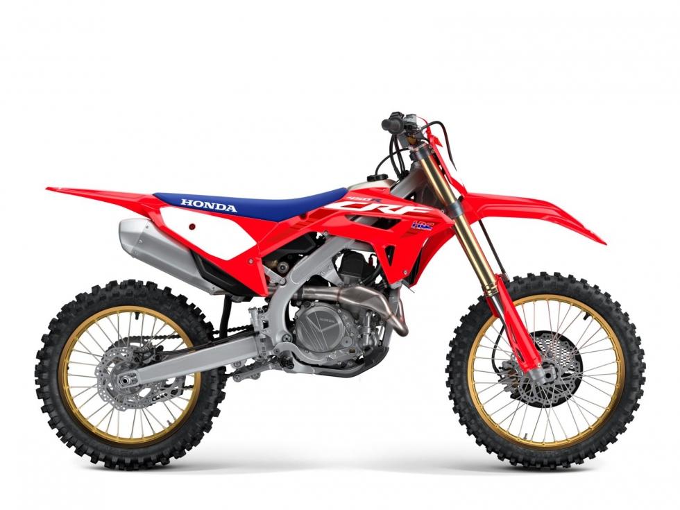 Honda CRF250R '2018