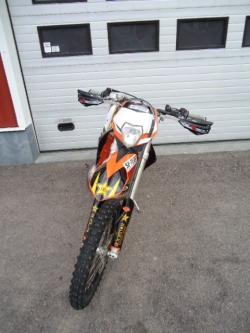 KTM EXC300 2010, 3980,- + toim.kulut 50,-